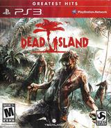 Dead Island PS3 cover (BLUS30790)