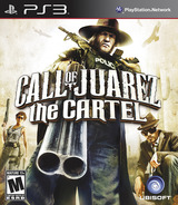 Call of Juarez: The Cartel PS3 cover (BLUS30795)