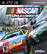 NASCAR Unleashed PS3 cover (BLUS30806)