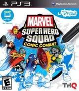 Marvel Super Hero Squad Comic Combat PS3 cover (BLUS30813)