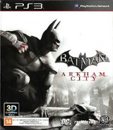 Batman: Arkham City PS3 cover (BLUS30817)