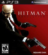 Hitman Absolution PS3 cover (BLUS30835)