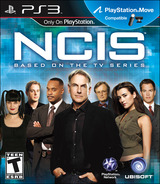 NCIS PS3 cover (BLUS30840)