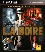L.A. Noire - The Complete Edition PS3 cover (BLUS30898)
