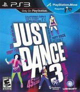 Just Dance Three PS3 cover (BLUS30899)