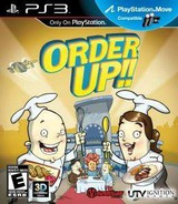 Order Up PS3 cover (BLUS30904)