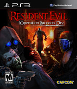 Resident Evil: Operation Raccoon City PS3 cover (BLUS30929)