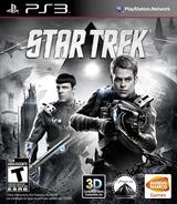 Star Trek PS3 cover (BLUS30935)