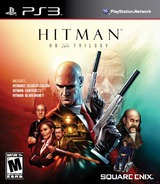 Hitman HD Trilogy PS3 cover (BLUS30942)