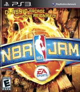 NBA Jam PS3 cover (BLUS30969)