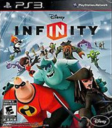 Disney Infinity PS3 cover (BLUS30977)