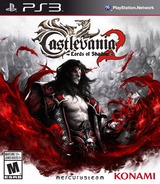 Castlevania: Lords of Shadow 2 PS3 cover (BLUS30999)