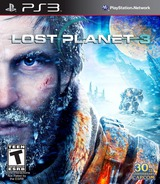 Lost Planet 3 PS3 cover (BLUS31020)
