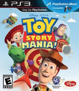 Toy Story Mania! PS3 cover (BLUS31048)