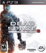 Dead Space 3 PS3 cover (BLUS31053)