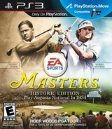 Tiger Woods PGA Tour 14 (Masters Historic Edition) PS3 cover (BLUS31075)