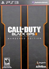 Call of Duty: Black Ops II (Hardened Edition) PS3 cover (BLUS31080)