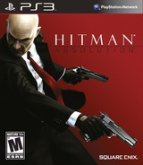 Hitman: Absolution PS3 cover (BLUS31142)