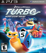Turbo : Super Stunt Squad PS3 cover (BLUS31171)
