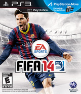 FIFA 14 PS3 cover (BLUS31189)