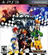 Kingdom Hearts HD 1.5 ReMIX PS3 cover (BLUS31212)
