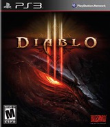 Diablo III PS3 cover (BLUS31221)