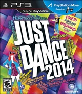 Just Dance 2014 PS3 cover (BLUS31315)