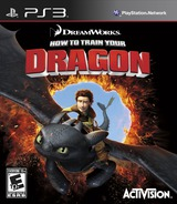 How to Train Your Dragon 2 PS3 cover (BLUS31388)