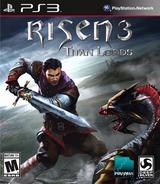 Risen 3: Titan Lords PS3 cover (BLUS31432)