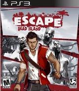 Escape Dead Island PS3 cover (BLUS31433)