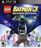 LEGO Batman 3 PS3 cover (BLUS31434)
