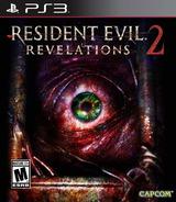 Resident Evil: Revelations 2 PS3 cover (BLUS31444)