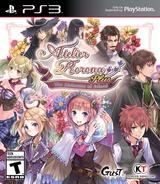 Atelier Rorona Plus: The Alchemist of Arland PS3 cover (BLUS31449)