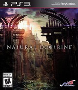 Natural Doctrine PS3 cover (BLUS31453)