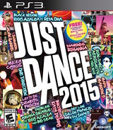 Just Dance 2015 PS3 cover (BLUS31454)