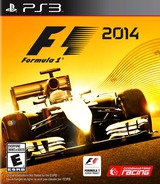 F1 2014 PS3 cover (BLUS31471)