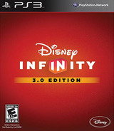 Disney infinity 3.0 PS3 cover (BLUS31522)