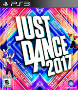 Just Dance 2017 PS3 cover (BLUS31595)
