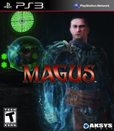 Magus PS3 cover (BLUS41042)
