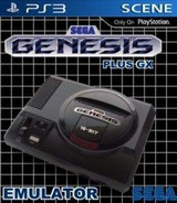 Sega: Genesis Plus GX Homebrew cover (GENP00001)