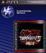 Tekken 5: Dark Resurrection Online SEN cover (NPEA00019)