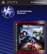 DC Universe Online SEN cover (NPEA00266)