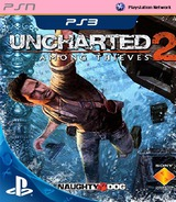 Uncharted 2: Among Thieves PS3 cover (NPEA00365)