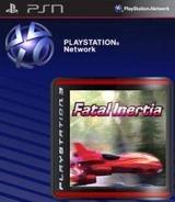 Fatal Inertia SEN cover (NPEB00024)