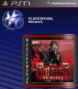 The Punisher: No Mercy SEN cover (NPEB00112)