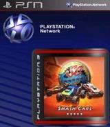 Smash Cars SEN cover (NPEB00119)
