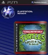 Teenage Mutant Ninja Turtles: Turtles in Time: Re-Shelled SEN cover (NPEB00149)