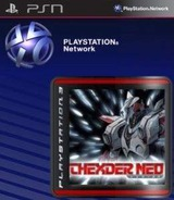 Thexder Neo SEN cover (NPEB00173)