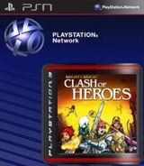 Might & Magic Clash of Heroes SEN cover (NPEB00174)