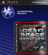 Dead Space: Ignition SEN cover (NPEB00338)